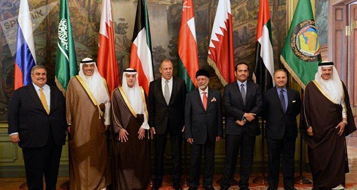 Consejo de Cooperación para los Estados Árabes del Golfo (CCEAG)