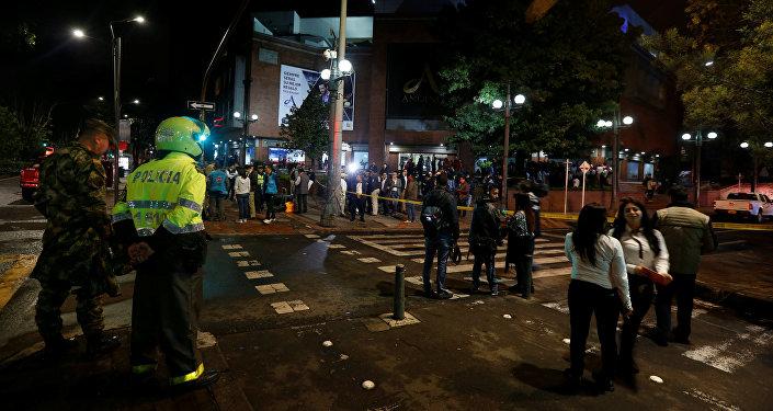 Premier Zavala se solidariza con Colombia por atentado en centro comercial
