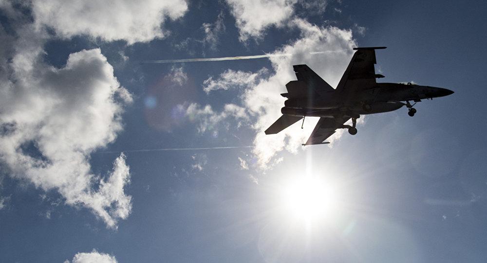 COLOMBIA: Estados Unidos derribó avión del régimen sirio tras ataque a coalición
