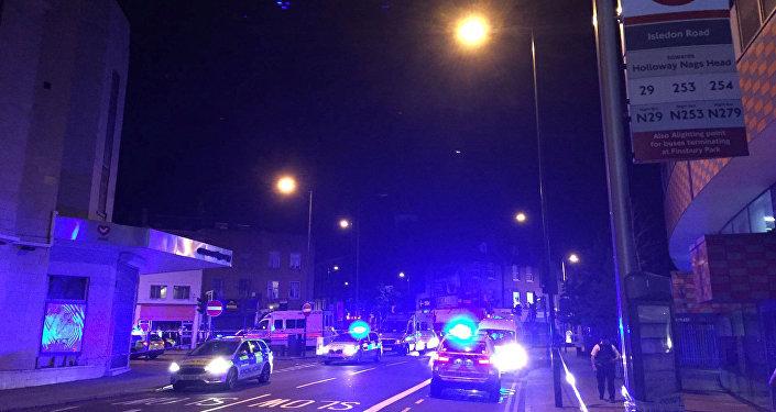 Reportan nuevo atropello masivo en la ciudad — Londres