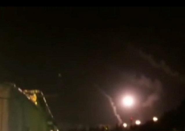 Irán ataca con misiles las posiciones de Daesh en Siria