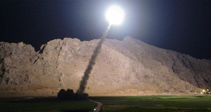 El ataque de Irán contra los terroristas (archivo)