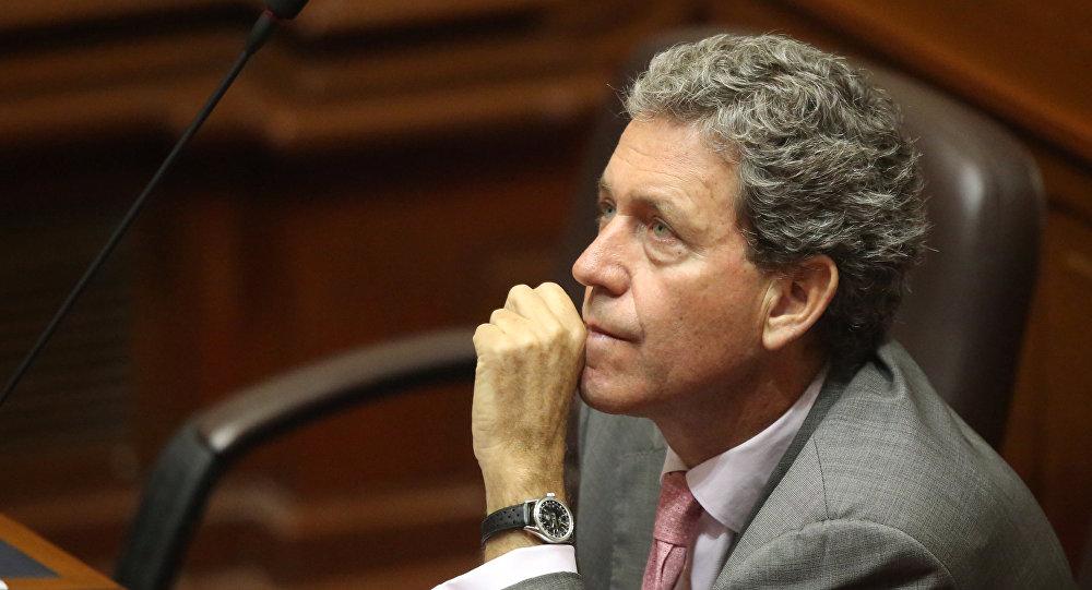 Alfredo Thorne, ministro de Economía y Finanzas de Perú