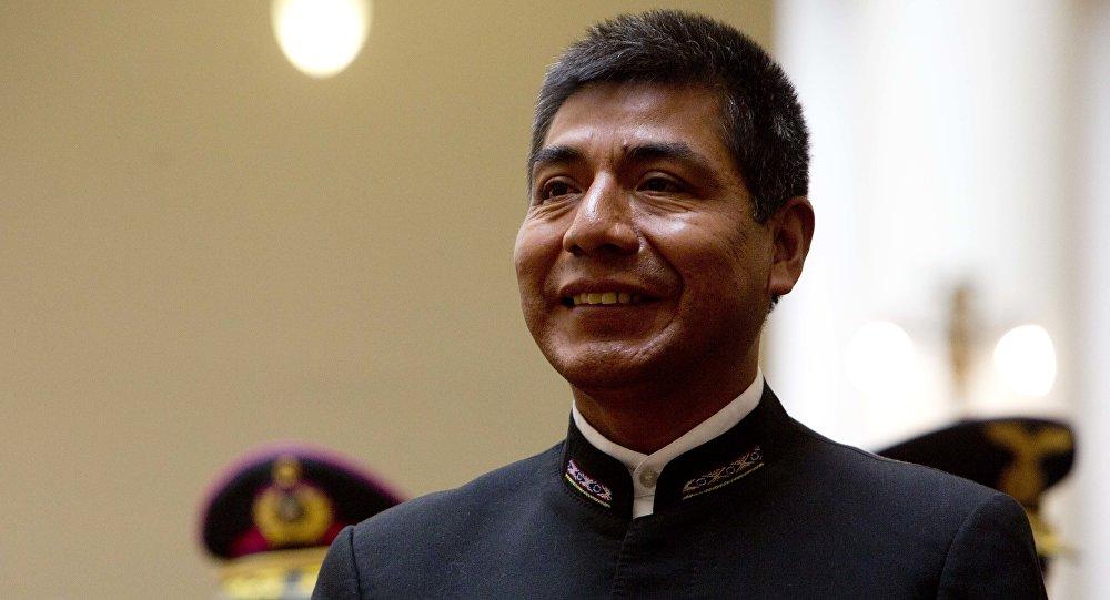 Maduro entrega reconocimiento a Rodríguez por labor como canciller de Venezuela