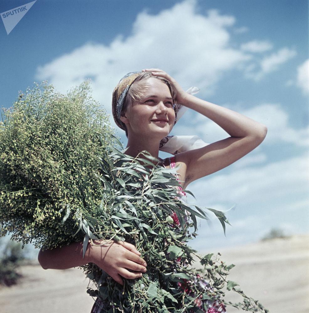 Una joven de Yaroslavl (1965)