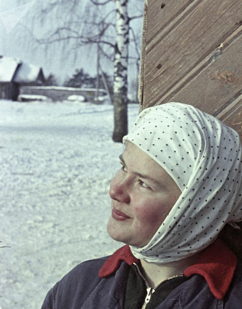 ¿Qué aspecto tenían las chicas de la URSS?