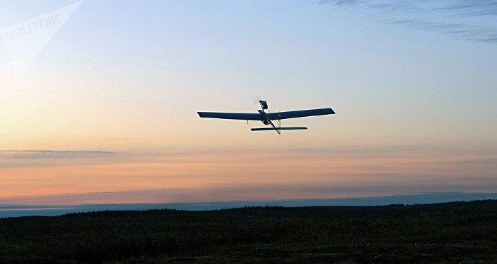 Dron ruso (archivo)