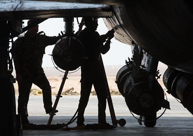Los pilotos militares sirios
