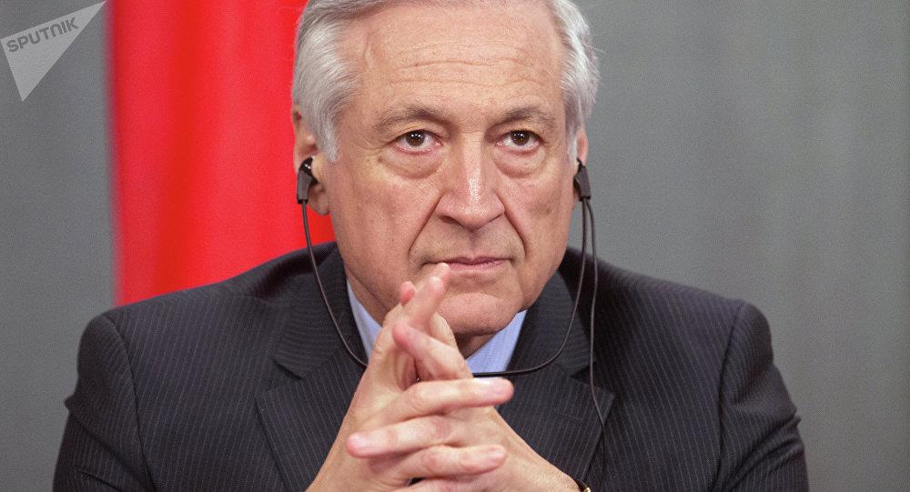 Heraldo Muñoz, ministro de Relaciones Exteriores de Chile