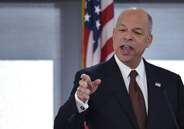 Jeh Johnson, exsecretario de Seguridad Nacional de EEUU