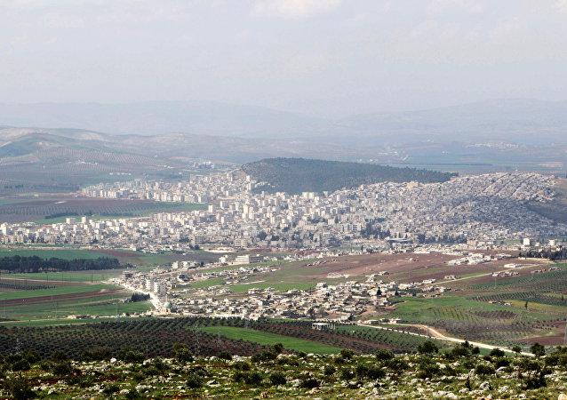 La ciudad siria de Afrín