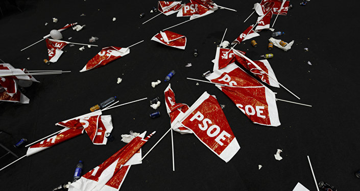 Gobierno y socialistas pactan para enero elecciones regionales en Cataluña
