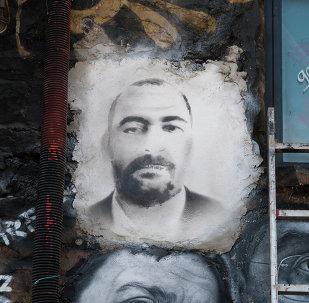 El retrato de Abu Bakr Bagdadi