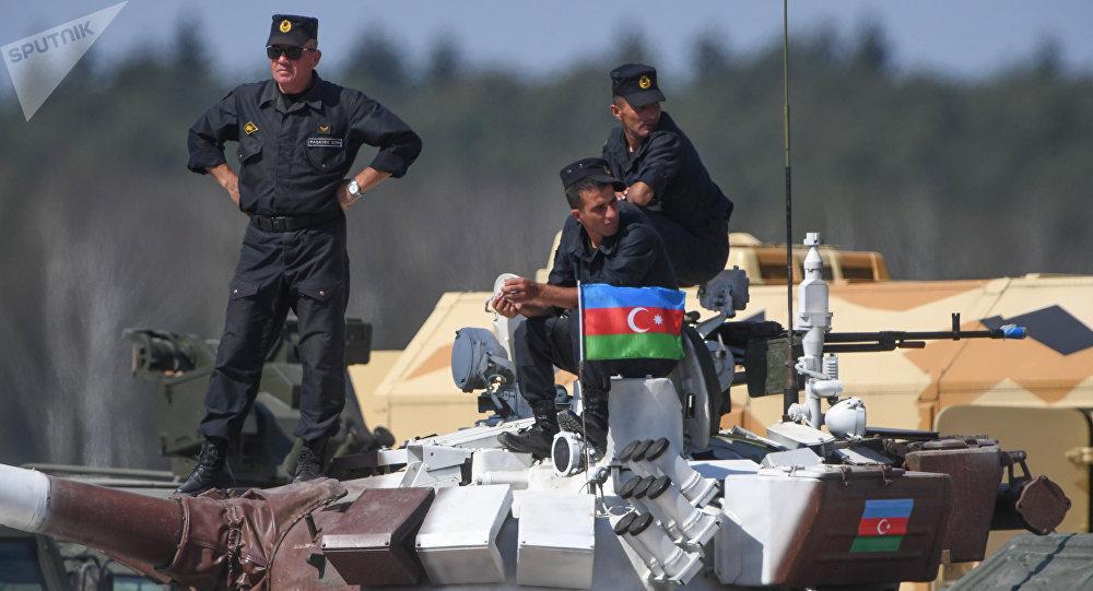 Militares de Azerbaiyán