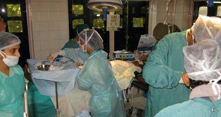 Cirugía (imagen referencial)