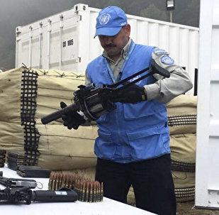 La Misión de la ONU en Colombia