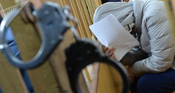 acusado de terrorismo (archivo)