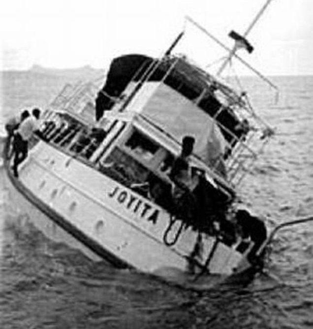 Fotografía de La Joyita, una de las pocas que se conservan
