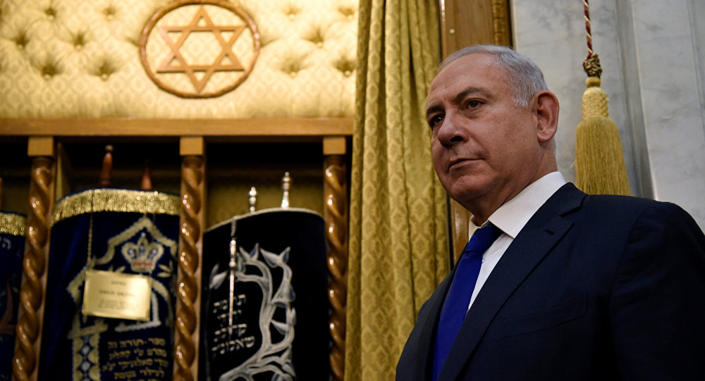 Benjamin Netanyahu, primer ministro de Israel (archivo)