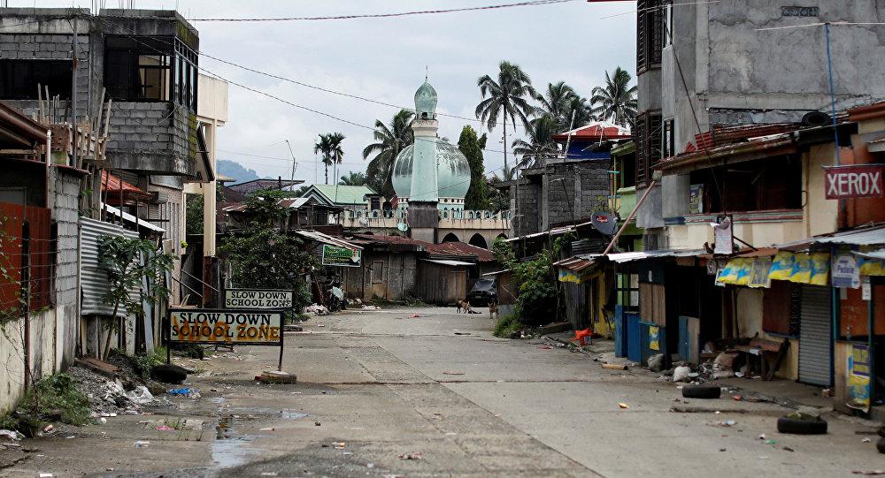 Un grupo yihadista asalta colegio en el sur filipino