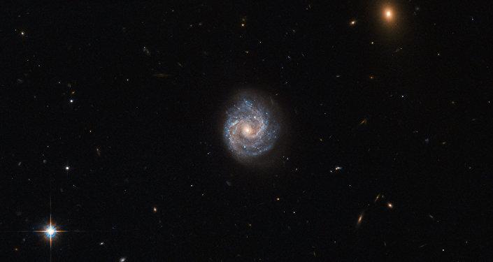 Galaxia 2XMM J143450.5+033843