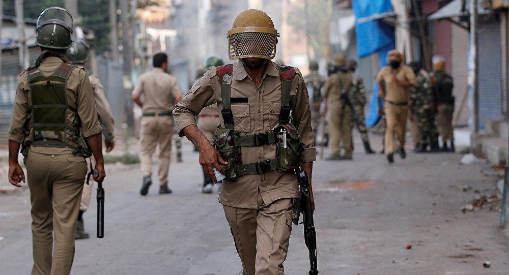 Policía de la India (imagen referencial)
