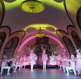 'La noche del ballet ruso' en Moscú