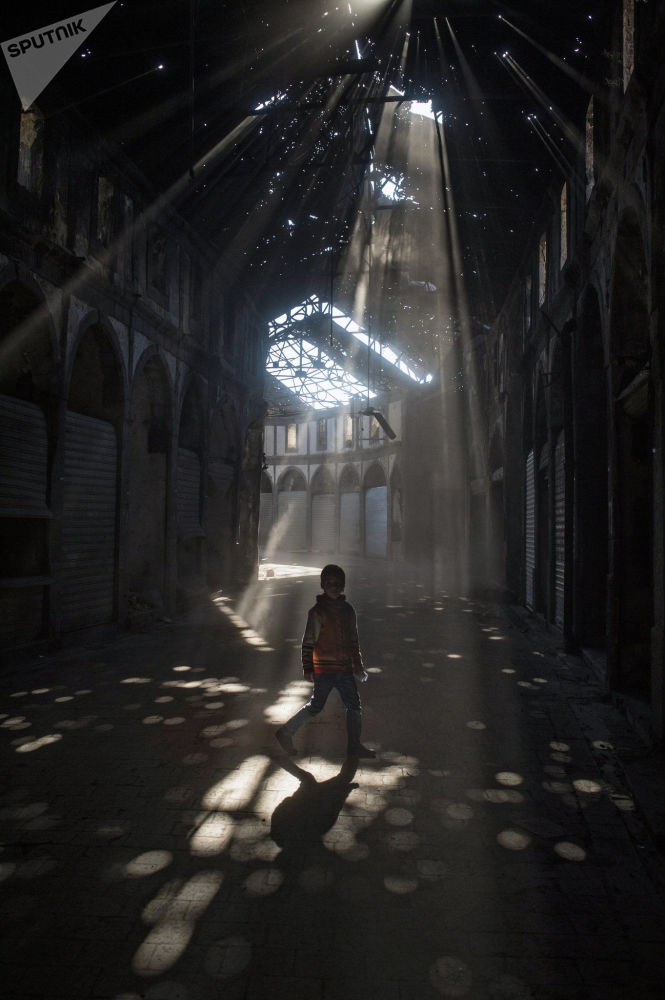 La guerra en Siria, vista por los corresponsales de Sputnik