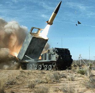 Sistema de misiles de EEUU Atacms