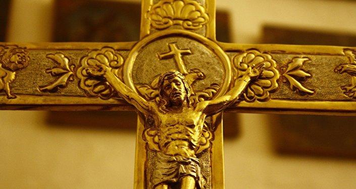 Crucifijo (imagen referencial)