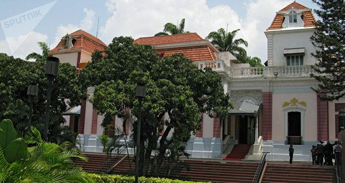 El Palacio de Miraflores