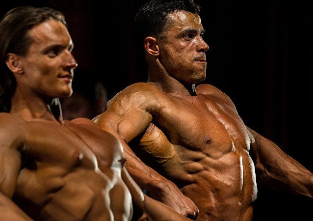 Los bodybuilders
