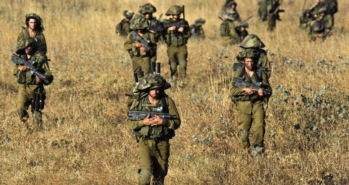Soldados israeliés (archivo)