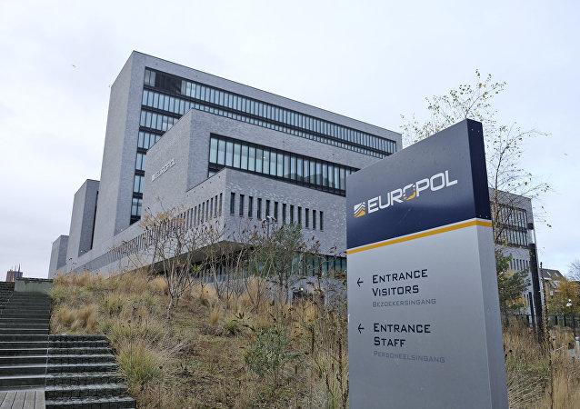 Sede de Europol (archivo)