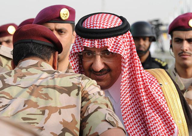 Mohamed bin Nayef, depuesto príncipe de Arabia Saudi