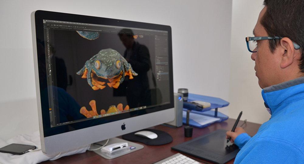 La rana jambato permaneció extinta por casi 30 años