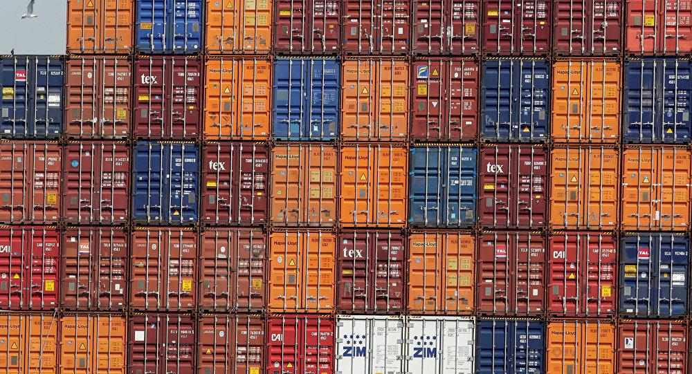 Contenedores marítimos (imagen referencial)