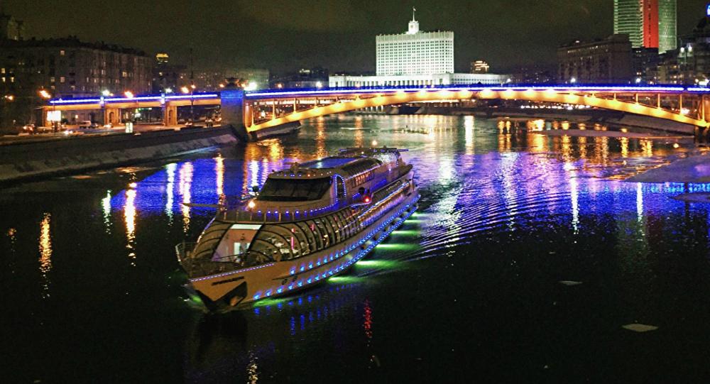 El río Moscova