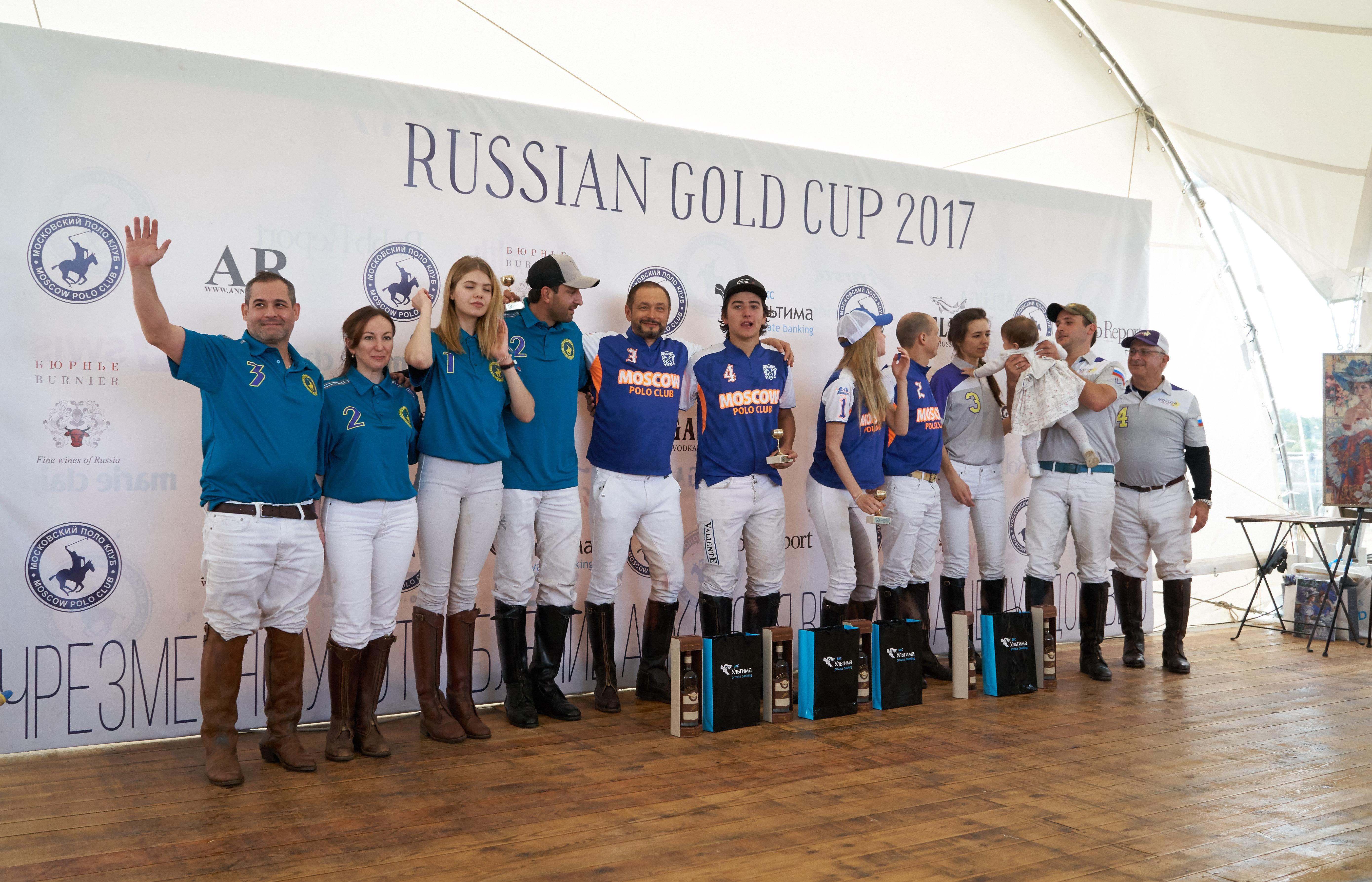 Polo en Rusia