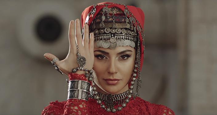 Sirusho, cantante armenia