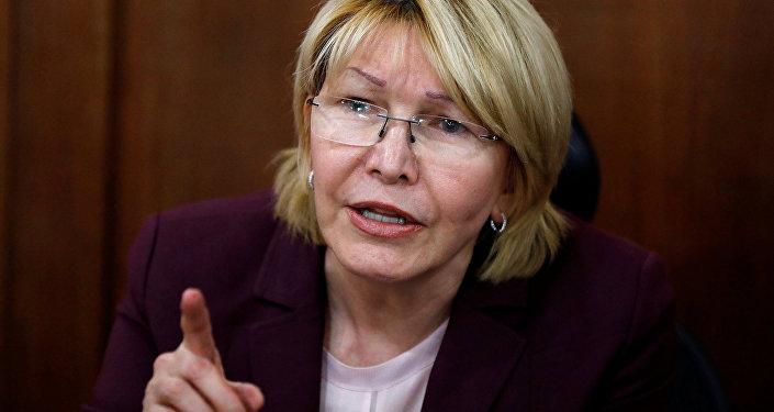 Luisa Ortega, Fiscal General de Venezuela (archivo)