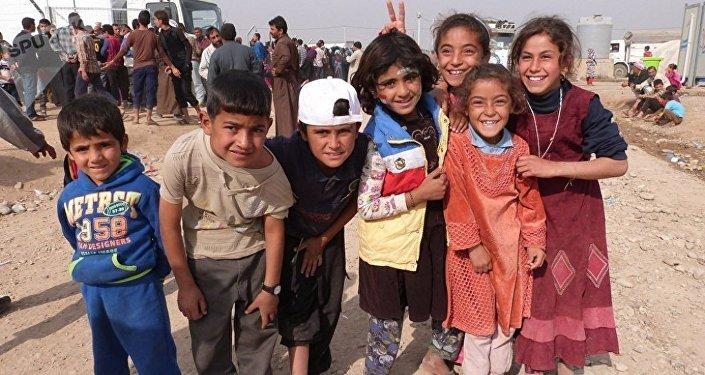 Los niños de Mosul