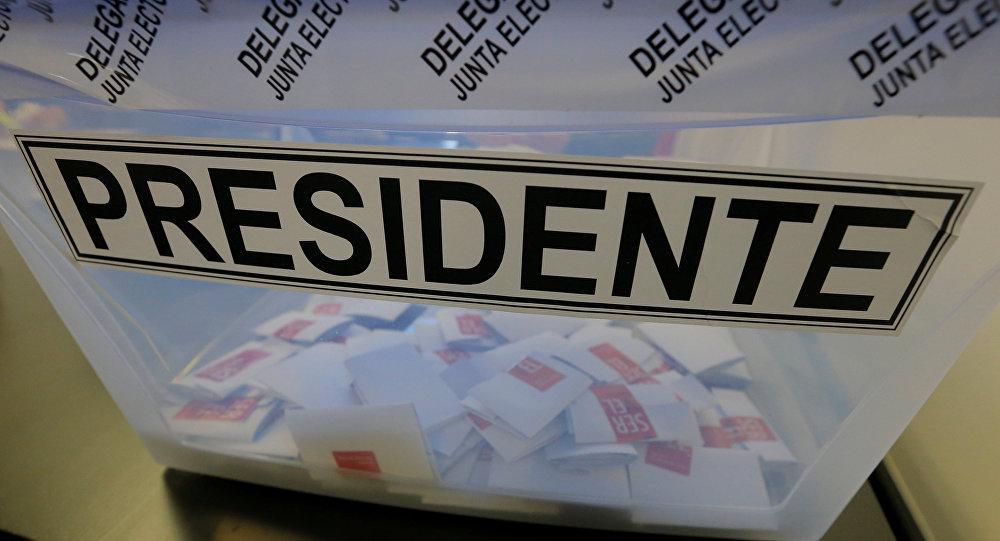 Elecciones primarias en Chile