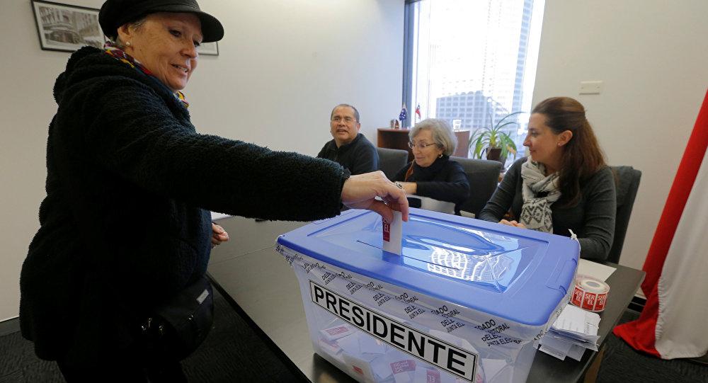 Voto en el extranjero dió inicio en Nueva Zelanda — Histórico