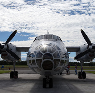 Avión An-30B
