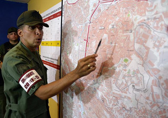 Antonio Benavides, jefe de Gobierno de Distrito Capital