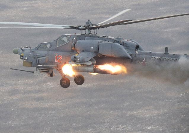 Mi-28N Cazador Nocturno (archivo)