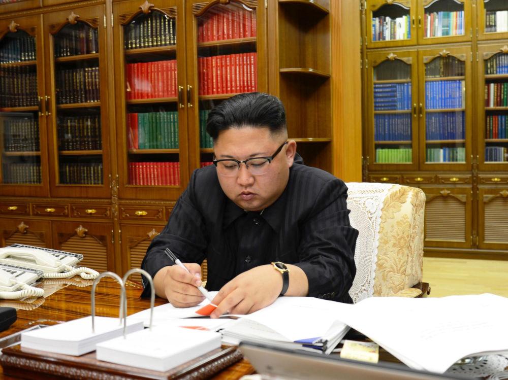 Corea del Norte lanza un nuevo misil balístico