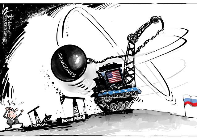 No a las sanciones antirrusas: Petroleras sabotean la decisión del Senado