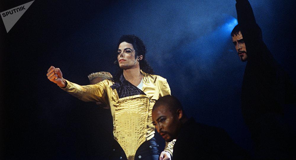 Michael Jackson (archivo)